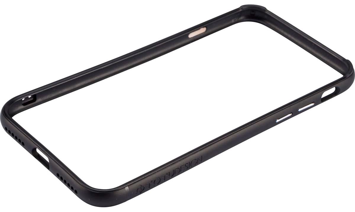 Bumper Evoque series matt black iP 7/8