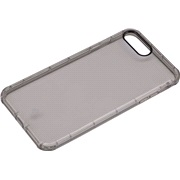 Cover airbag transparent black iP 7+/8+