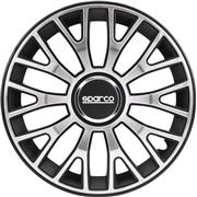 """Hjulkapsler 4 stk 14"""" SPARCO Leggera Pro"""