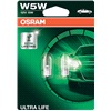 Pæresæt W5W Ultra Life 12V 5W W2,1x9,5D