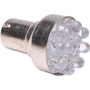 Pære Multi LED (R10W) BA15s rød
