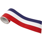 "Flag sticker ""France"" 15 cm x 5 meter"