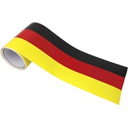 "Flag sticker ""Germany"" 15 cm x 5 meter"