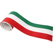 "Flag sticker ""Italy"" 15 cm x 5 meter"