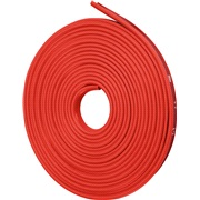 Fælgkantbeskytter silikone rød, RAZE