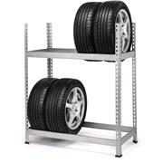 Dækreol til 6-10 hjul