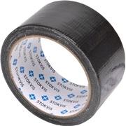 Gaffa tape, sort, 50mm x 10m