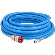 Soft PVC trykluft slange ø6,3 x ø11 10m