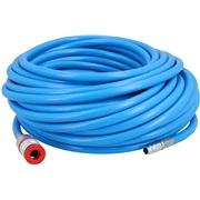 Soft PVC trykluft slange ø6,3 x ø11 20m