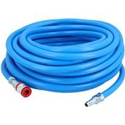 Soft PVC trykluft slange ø9 x ø14,5 20m