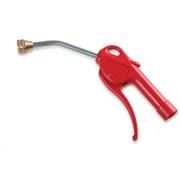 Uni. pumpepistol 8mm bøjet rør til cykel