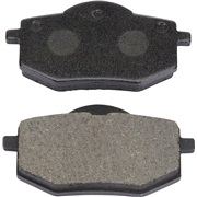 Bremseklodser for, XV535 87-94