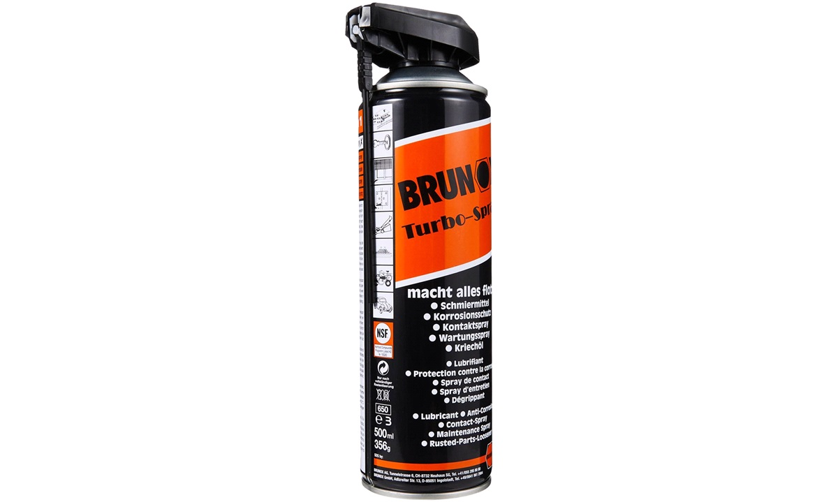 Brunox Turbo-Spray 500ml Power click