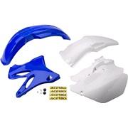 Plastikkit blå Acerbis, YZ125 02-14