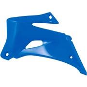 Kølerskjolde blå, YZ250F 06-09