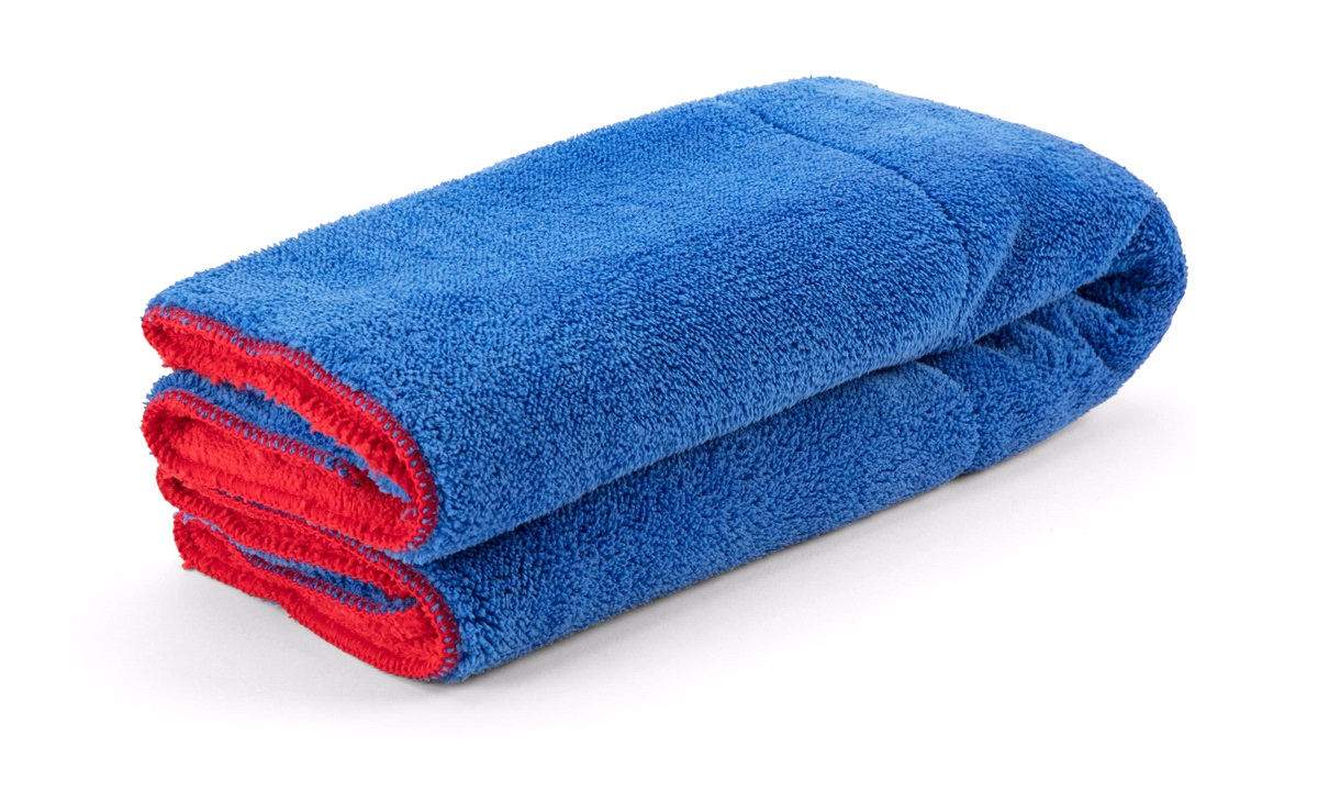 Mikrofiber håndklæde. Db. tykt 50x70 cm