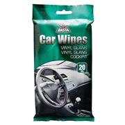 Vinyl Wipes 20 servietter