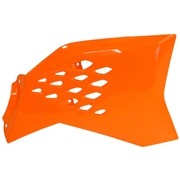 Kølerskjolde orange Acerbis, 65SX 09-15