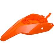 Bagskærm/sideplader orange, 65SX 09-15