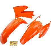 Plast/skjoldsæt, Acerbis, 125SX 05-06