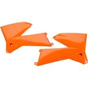 Kølerskjolde orange Acerbis, 125SX 05-06