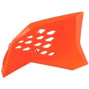 Kølerskjolde orange Acerbis, 125SX 07-10