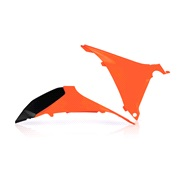 Filterdæksel orange Acerbis, 125SX 2011