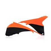 Filterdæksel orange Acerbis, 125SX 13-15