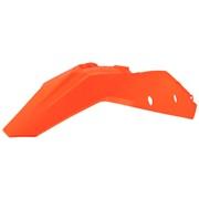 Bagskærm/sideplader orange, 125SX 07-10