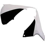 Filterdæksel hvid Acerbis, 125SX 13-15