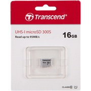 Memory card, Micro SD card 16 GB