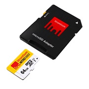 Memory card, Micro SD card 64 GB