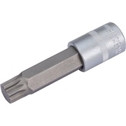 """1/2"""" top M18 SPLINE - 100 mm"""