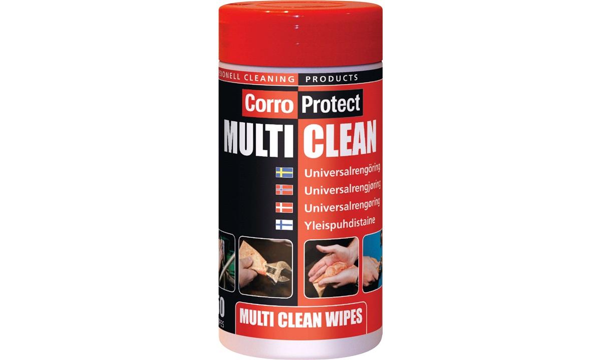 CorroProtect Multi Clean Wipes 50 stk.