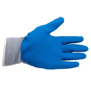Grabber handsker med Latex str. 11