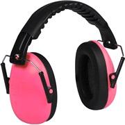 Høreværn børn Junior Pink