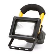 Genopladelig LED lampe 10W med klips