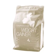 Weight gainer vanilje 1500 g LinusPro