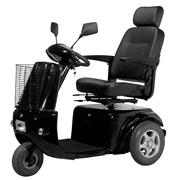 El-scooter 3-hjulet 800W