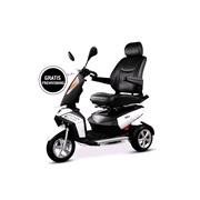 El-scooter Vita3 45AH hvid