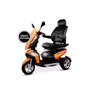 El-scooter Vita3 75AH orange