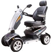 El-scooter S12 700W 4-hjulet 45Ah batter