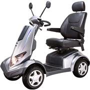 El-scooter S8 700W 4-hjulet 45Ah batteri
