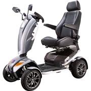 El-scooter S15 700W 4-hjulet 45Ah batter