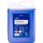 Kølervæske, blå, 5 liter