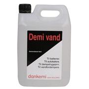 Demineraliseret vand 2,5 liter