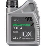 IQ-X bremsevæske, DOT 4, 0,5 Liter