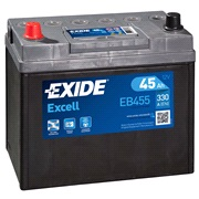 Batteri - EB455 - EXCELL - (Exide)
