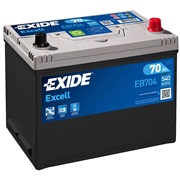 Batteri - EB704 - EXCELL - (Exide)