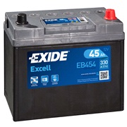 Batteri - EB454 - EXCELL - (Exide)